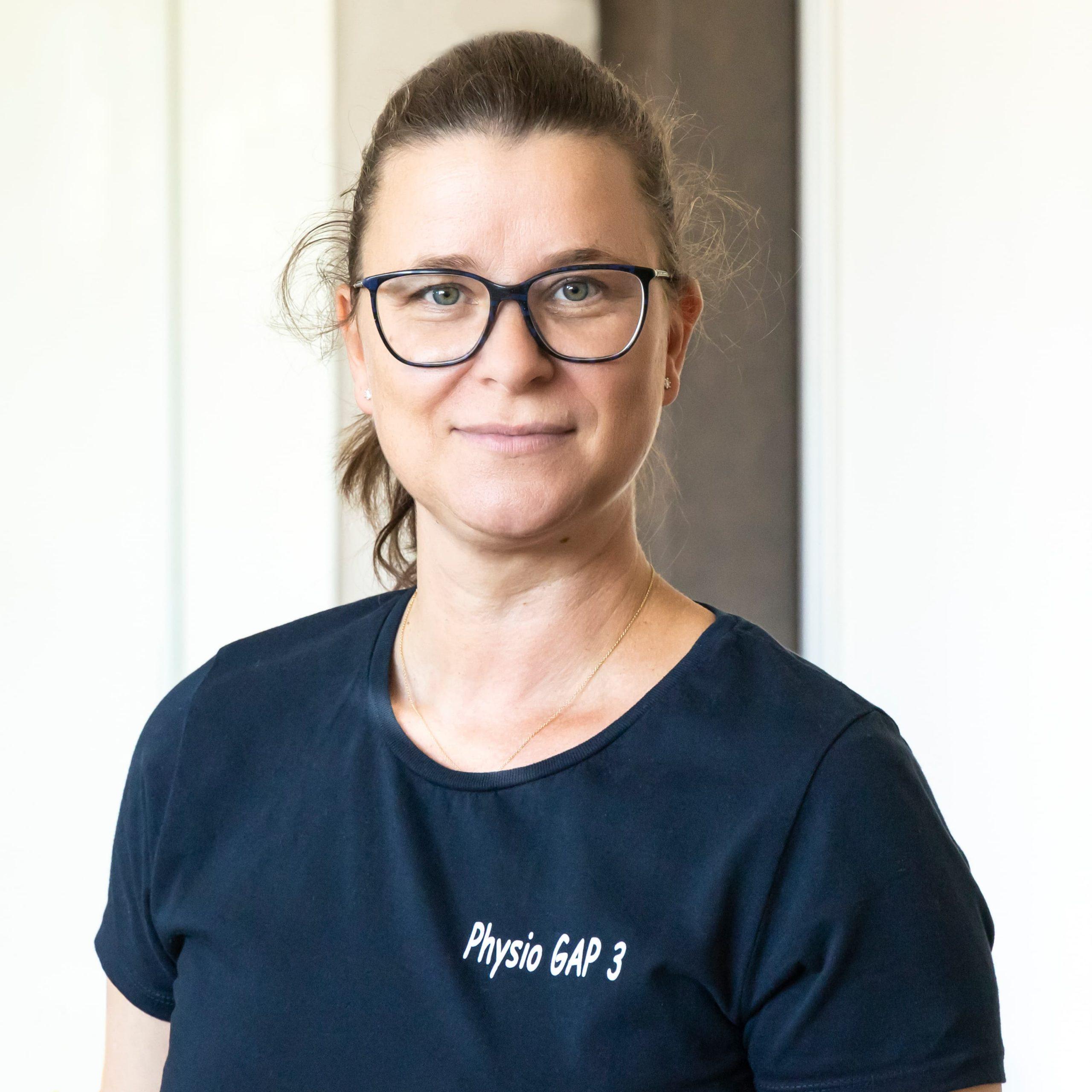 Britta Scheef Physiotherapeutin
