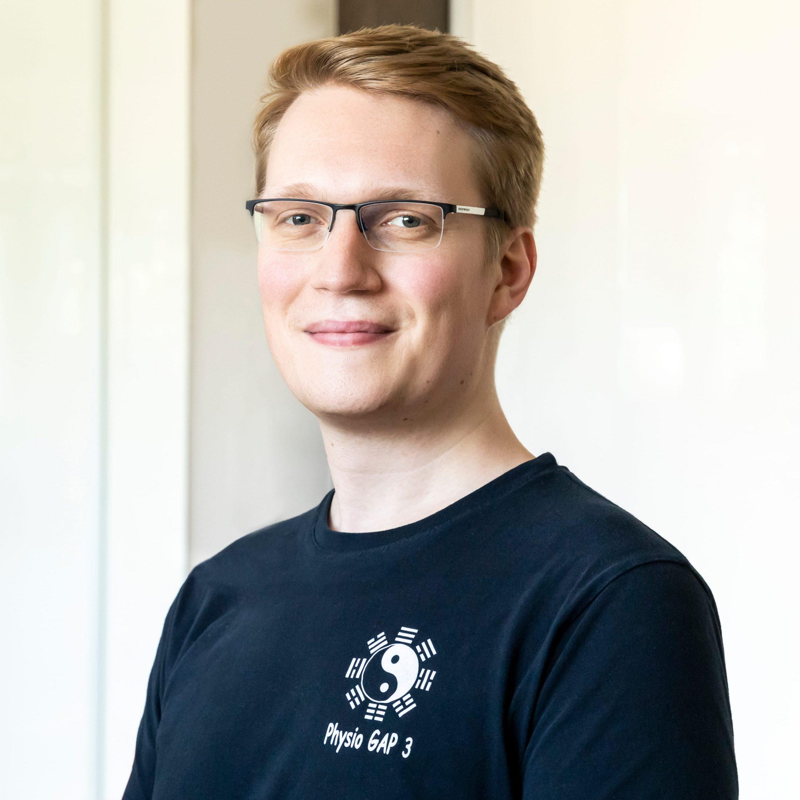 Matthias Spielkamp Physiotheratpeut